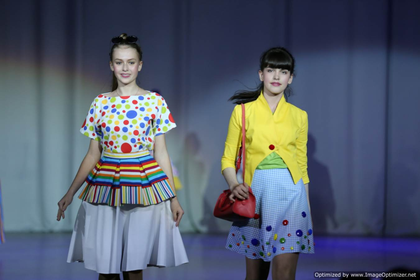 International fashion design competition 86