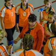 «Приморочки» на Volleyball Open Cup of International Linguistic School завоевали «серебро»